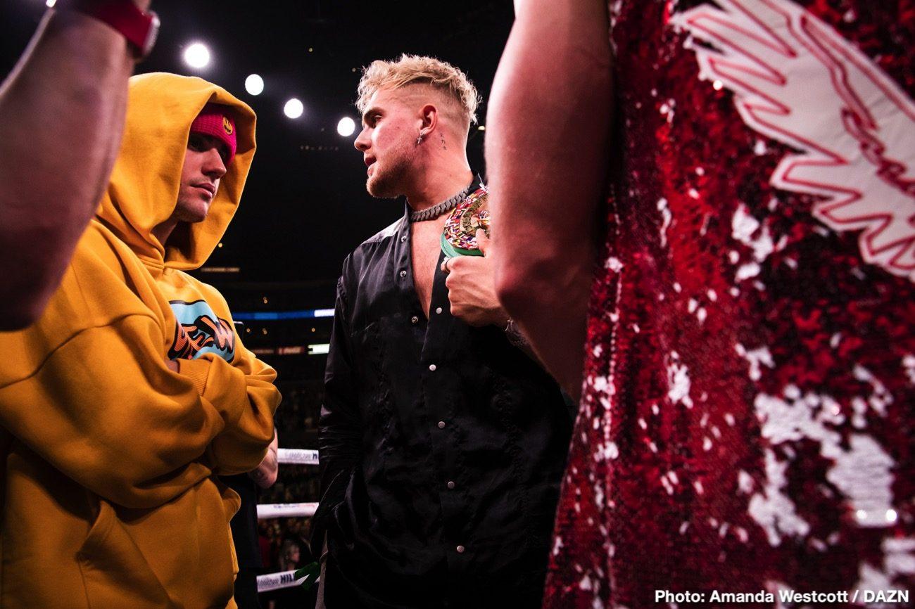 Floyd Mayweather, Gervonta Davis, Jake Paul, Logan Paul - Boxing News