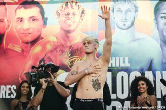 Billy Joe Saunders, KSI, Logan Paul, Marcelo Esteban Coceres - Boxing News