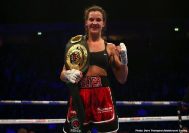 Anthony Crolla, Hopey Price, Katie Taylor - Crolla signs off with points win in final fight