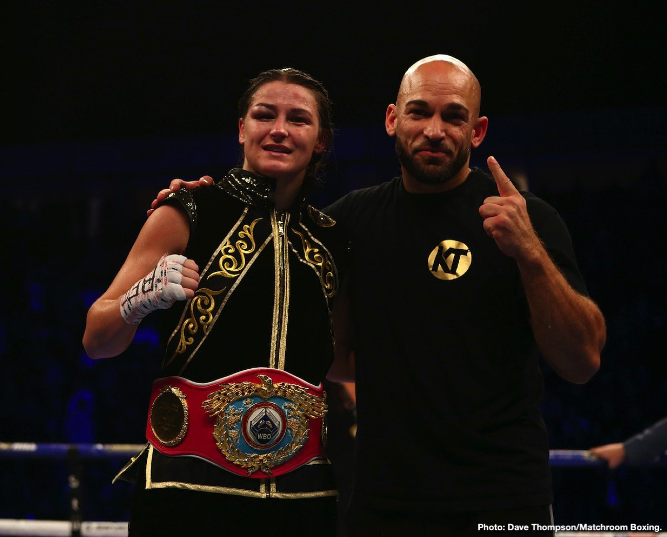 Katie Taylor - Boxing News