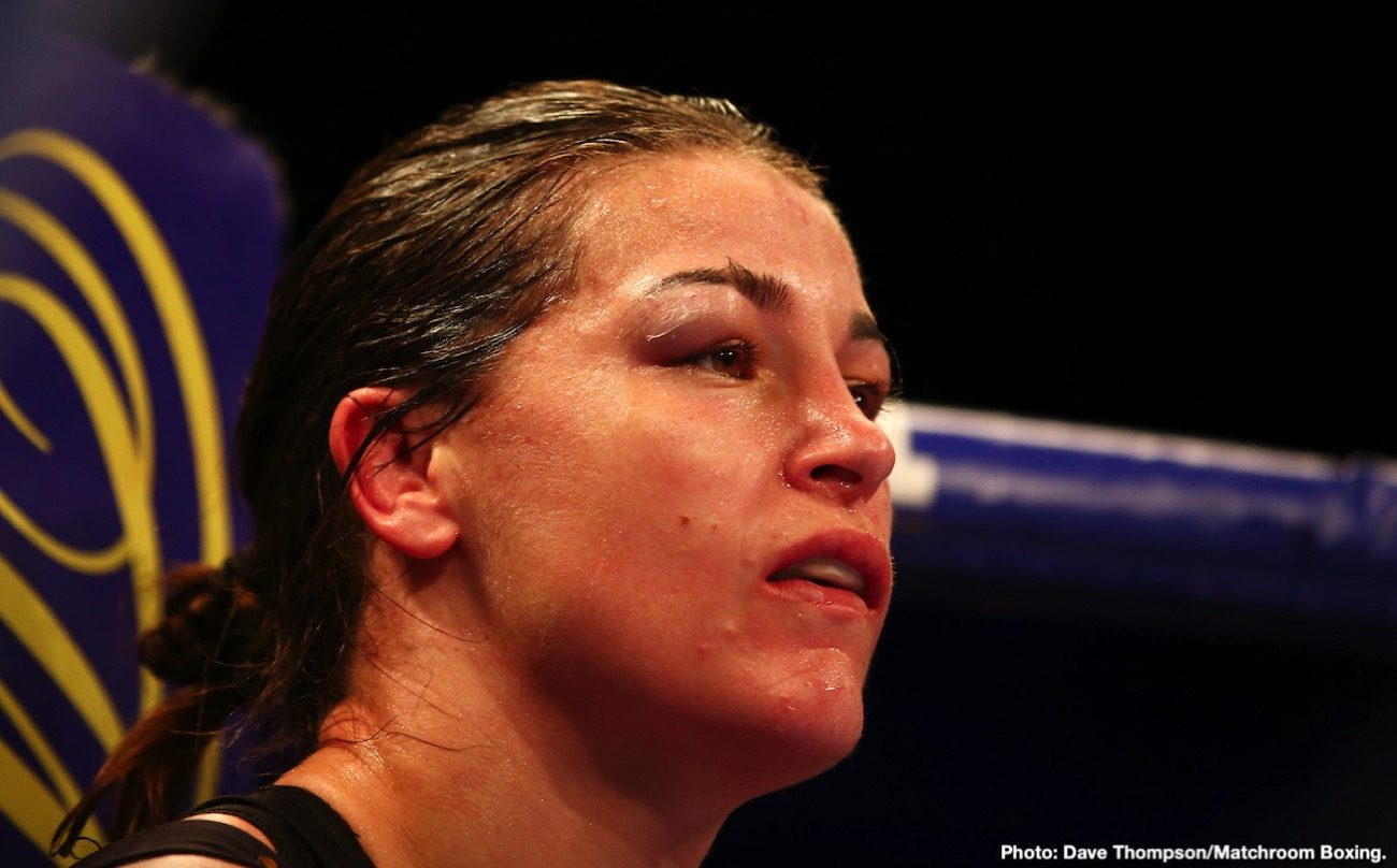 Cecilia Braekhus, Jessica McCaskill, Katie Taylor - Jessica McCaskill wants to tee up a blockbuster rematch with Katie Taylor by ending the reign of undisputed World Welterweight champion Cecilia Brækhus on the streets of downtown Tulsa, Oklahoma, on Saturday, August 15, live on DAZN.