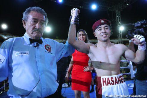 Pablo Cesar Cano, Roberto Ortiz - Boxing Results