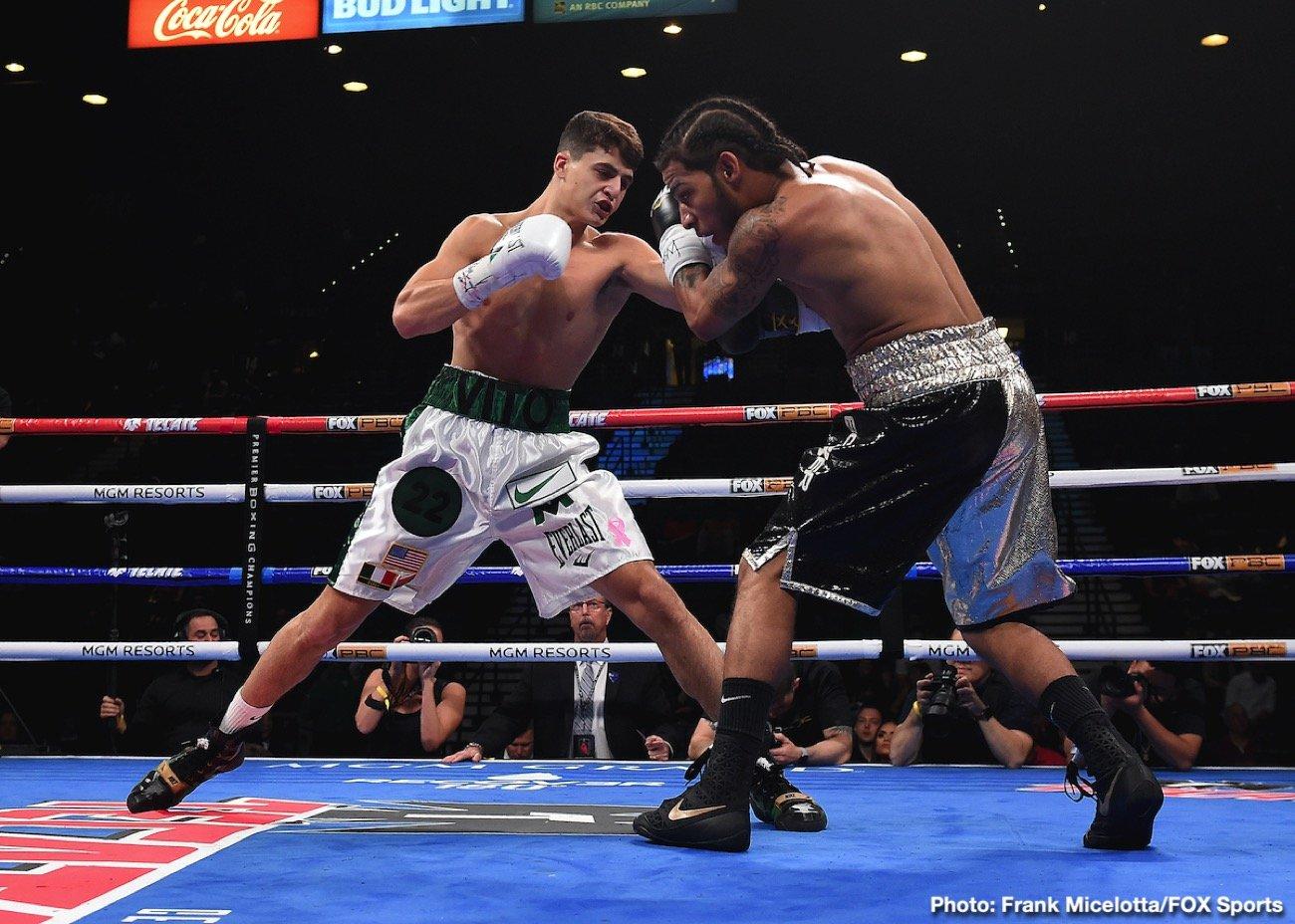 Vito Mielnicki Jr - Boxing News