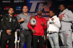 Jamel Herring, Lamont Roach - Jamel Herring to defend WBO junior lightweight title LIVE on ESPN+ Saturday evening (10 pm ET) from Fresno, Calif - No 1 heavyweight contender Kubrat Pulev to put ranking on the line against Rydell Booker