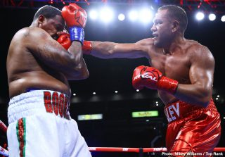 Kubrat Pulev - Fans are still in shock over what happened to Dillian Whyte last night. After all the hard work, after all the waiting and waiting for his world title shot, Whyte was brutally taken out by Alexander Povetkin. And brutal really is the only word for what happened to Whyte. But the power brokers of the sport are showing zero sympathies towards Whyte (an old-school fighter who, as WBC mandatory challenger and interim champ, could have sat around and waited for his shot; let's not forget that).