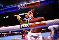 Brandon Figueroa, Deontay Wilder, Emmanuel Rodriguez, Julio Ceja, Leo Santa, Luis Nery, Luis Ortiz, Miguel Flores - Leo Santa Cruz Wins WBA Super Featherweight Title & Becomes Four-Division Champion with Unanimous Decision over Miguel Flores & Brandon Figueroa Retains Super Bantamweight Title with Split Draw Against Julio Ceja; Eduardo Ramirez Stops Previously Unbeaten Leduan Barthelemy in Round Four.