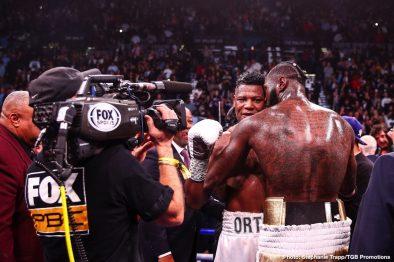 Deontay Wilder Luis Ortiz Boxing News
