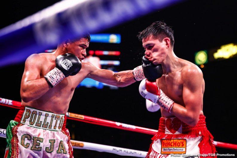 Brandon Figueroa Deontay Wilder Emmanuel Rodriguez Julio Ceja Leo Santa Luis Nery Luis Ortiz Miguel Flores Boxing News Boxing Results Top Stories Boxing