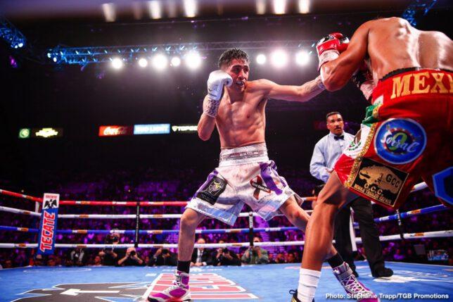 Brandon Figueroa, Deontay Wilder, Emmanuel Rodriguez, Julio Ceja, Leo Santa, Luis Nery, Luis Ortiz, Miguel Flores - Boxing News