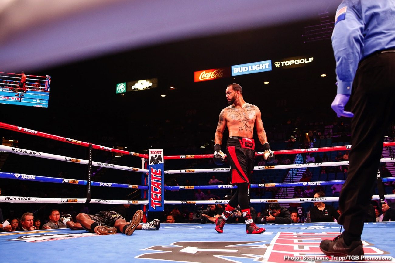 Dustin Long Marsellos Wilder Boxing Interviews Boxing News Top Stories Boxing