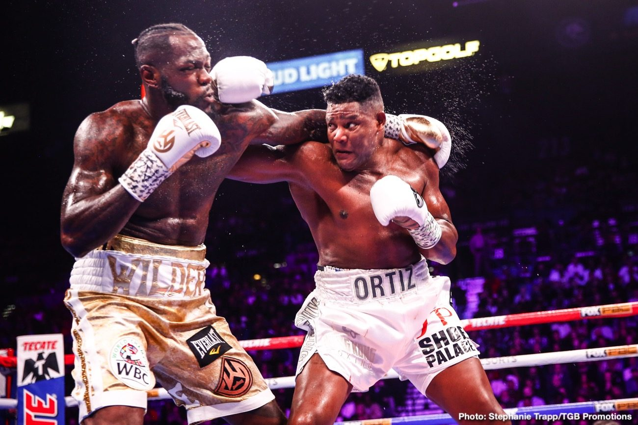 Luis Oritz Boxing News