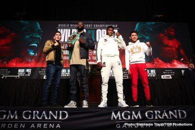Deontay Wilder Leo Santa Cruz Luis Ortiz Miguel Flores Boxing News