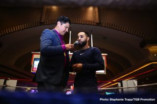 Aaron Alameda - Unbeaten former bantamweight world champion Luis Nery will face undefeated contender Aaron Alameda in a WBC Super Bantamweight Title Eliminator headlining live action on SHOWTIME Saturday, March 28 in a Premier Boxing Champions event from Park Theater at Park MGM in Las Vegas.