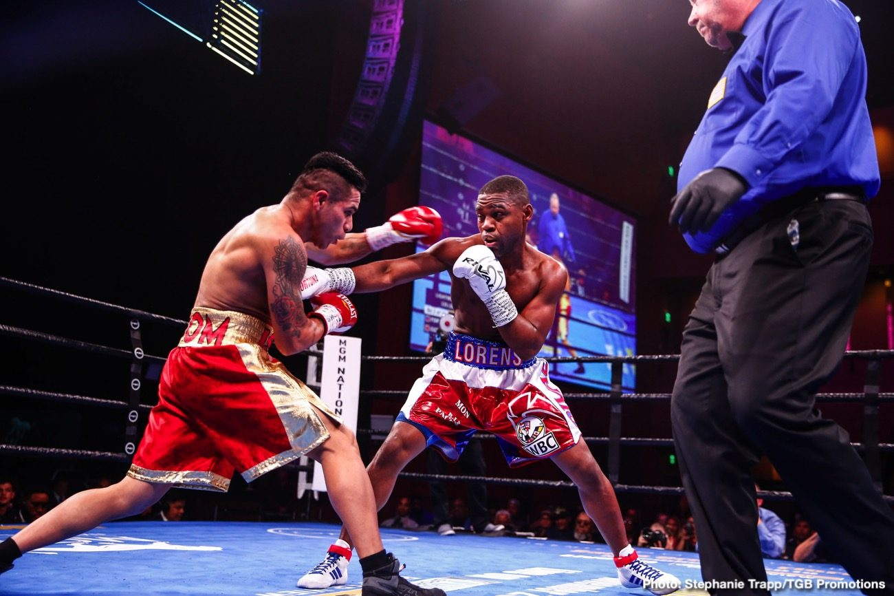 Devin Haney, Javier Fortuna - Devin Haney is interested in facing Javier Fortuna now that his August 28th fight against Jorge Linares has fallen through. However, Haney doesn't want to fight on the Golden Boy Promotions card on that date at the Fantasy Springs Casino & Resort in Indio, California.
