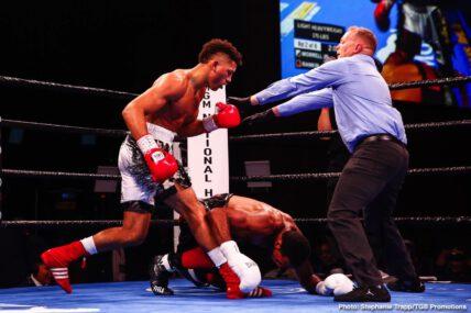 Brian Carlos Castaño, Javier Fortuna, Wale Omotoso - Boxing News