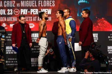 Brandon Figueroa Deontay Wilder Emmanuel Rodriguez Julio Ceja Leo Santa Luis Nery Luis Ortiz Miguel Flores Boxing News