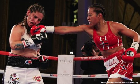 Alexander Besputin Cecilia Braekhus Radzhab Butaev Zhilei Zhang Boxing News Boxing Results Top Stories Boxing