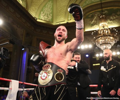 Alexander Besputin, Cecilia Braekhus, Radzhab Butaev, Zhilei Zhang - Alexander Besputin took three scores of 116-112 to land the vacant WBA Welterweight World Title against fellow Russian Radzhab Butaev at the Casino de Monte-Carlo earlier this evening, live on Sky Sports in the UK and DAZN in the US.