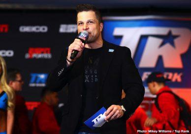 Andres Gutierrez Carl Frampton Óscar Valdez Tyler Mccreary Boxing News
