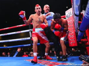 Andrew Cancio, Rene Alvarado, Xu Can - CANCIO VS. ALVARADO II QUOTES, PHOTOS, AND RESULTS