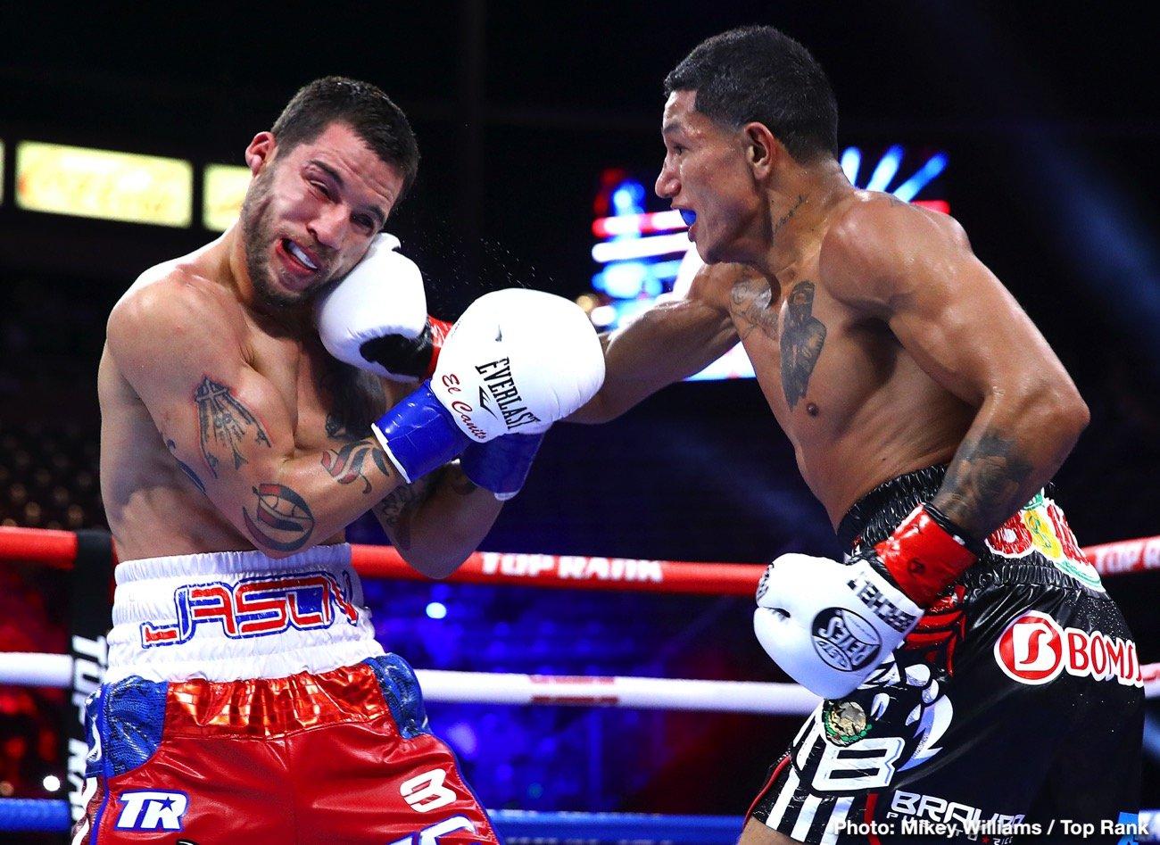 Miguel Berchelt, Óscar Valdez - Boxing News