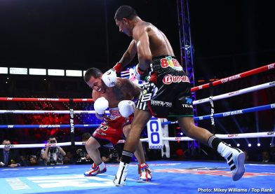 Javier Molina Miguel Berchelt Boxing News Boxing Results Top Stories Boxing