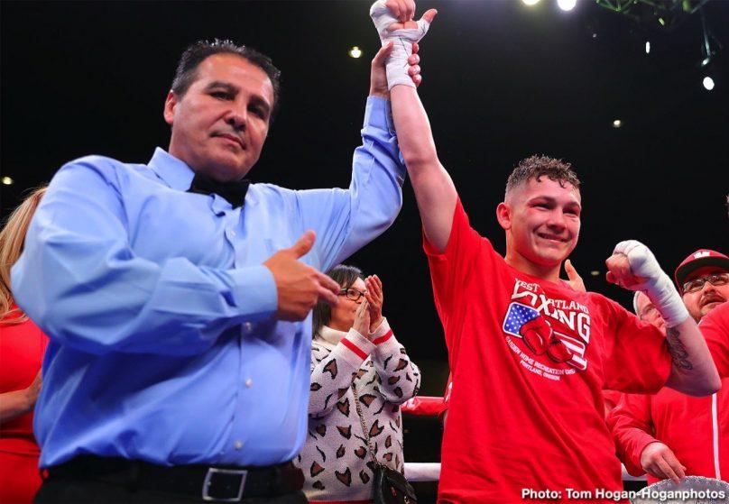 Andrew Cancio Rene Alvarado Xu Can Boxing News Boxing Results Top Stories Boxing