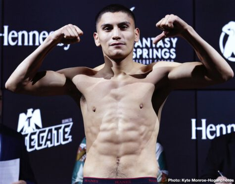 "Brad Solomon, Vergil Ortiz - Vergil Ortiz Jr.(14-0, 14 KOs) will look to end the 2019 year with another spectacular knockout win when he defends his WBA Gold Welterweight Title against Brad ""King"" Solomon (28-1, 9 KOs) in a 12-round fight. The event will take place Friday, Dec. 13 at Fantasy Springs Resort Casino in Indio, Calif. and will be streamed live as part of fight season on DAZN."