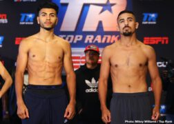 Jason Sosa, Jerwin Ancajas, Jonathan Rodriguez, Miguel Berchelt - ESPN+ (6:30 p.m. ET)