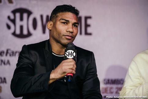 Gervonta Davis Yuriorkis Gamboa Boxing News