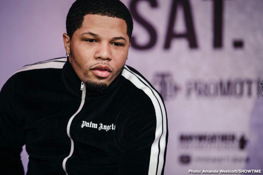 Gervonta Davis, Yuriorkis Gamboa - Boxing News