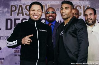 """Jean Pascal - More tickets are now available for the December 28 event at the award-winning State Farm Arena that is headlined by boxing's hottest attraction Gervonta """"Tank"""" Davis taking on former champion Yuriorkis Gamboa in the first world title fight in Atlanta since 1998."""