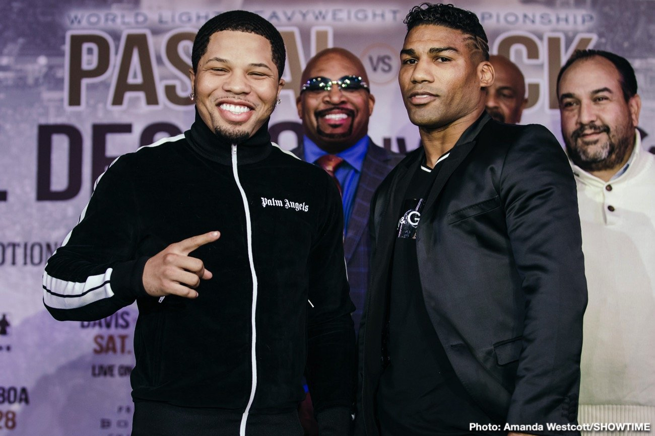 "Jean Pascal - More tickets are now available for the December 28 event at the award-winning State Farm Arena that is headlined by boxing's hottest attraction Gervonta ""Tank"" Davis taking on former champion Yuriorkis Gamboa in the first world title fight in Atlanta since 1998."