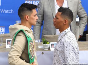 Pablo Cesar Cano, Roberto Ortiz - Boxing News