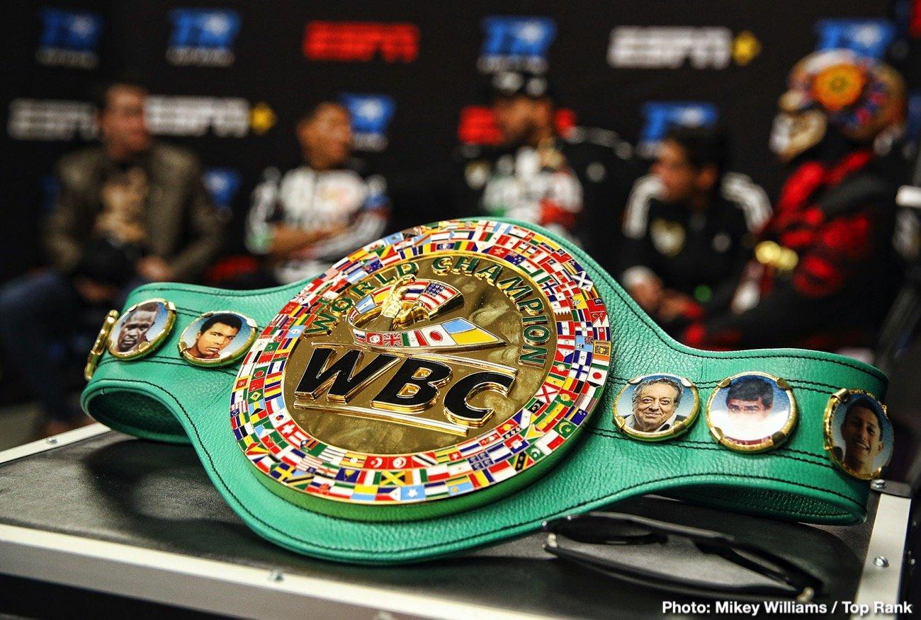 - From WBC International Secretary and WBC Cares International Chair Jill Diamond: