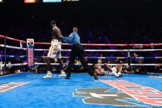 Miguel Flores - Leo Santa Cruz Wins WBA Super Featherweight Title & Becomes Four-Division Champion with Unanimous Decision over Miguel Flores & Brandon Figueroa Retains Super Bantamweight Title with Split Draw Against Julio Ceja; Eduardo Ramirez Stops Previously Unbeaten Leduan Barthelemy in Round Four.