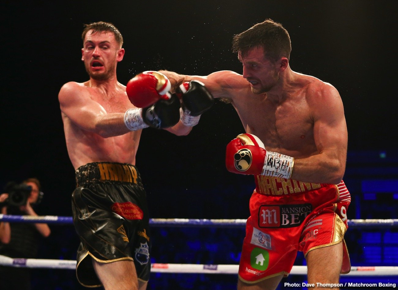Anthony Fowler - Anthony Fowler says he will be targeting a shot at the British Super-Welterweight Title by the end of the year should he get past Adam Harper at Matchroom Fight Camp in Brentwood, Essex, on Friday August 7, live on Sky Sports in the UK and DAZN in the US.