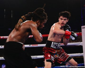 Carlos Morales Mercito Gesta Boxing News Boxing Results