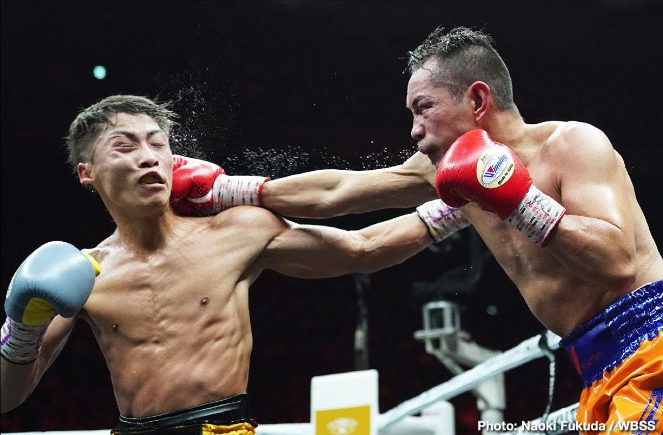 Naoya Inoue Nonito Donaire Boxing News Top Stories Boxing
