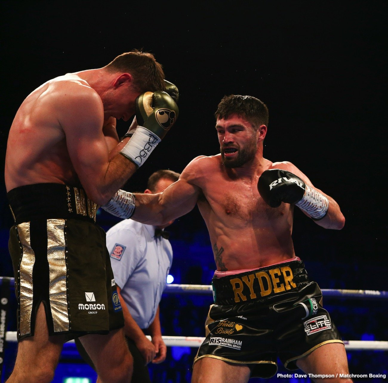 John Ryder - Oscar De La Hoya recently bemoaned the fact that plenty of fighters are asking for far too much money to fight Canelo Alvarez. This money is not there for the September fight the Mexican star has planned, what with only a small live audience likely to be in attendance due to the coronavirus and the distancing regulations. One fighter who understands that mega-bucks will not be on offer but wants the fight all the same is British super-middleweight John Ryder.