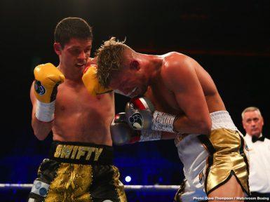 Anthony Fowler Callum Smith Chris Billam-Smith Craig Glover James Tennyson John Ryder Boxing News Boxing Results British Boxing