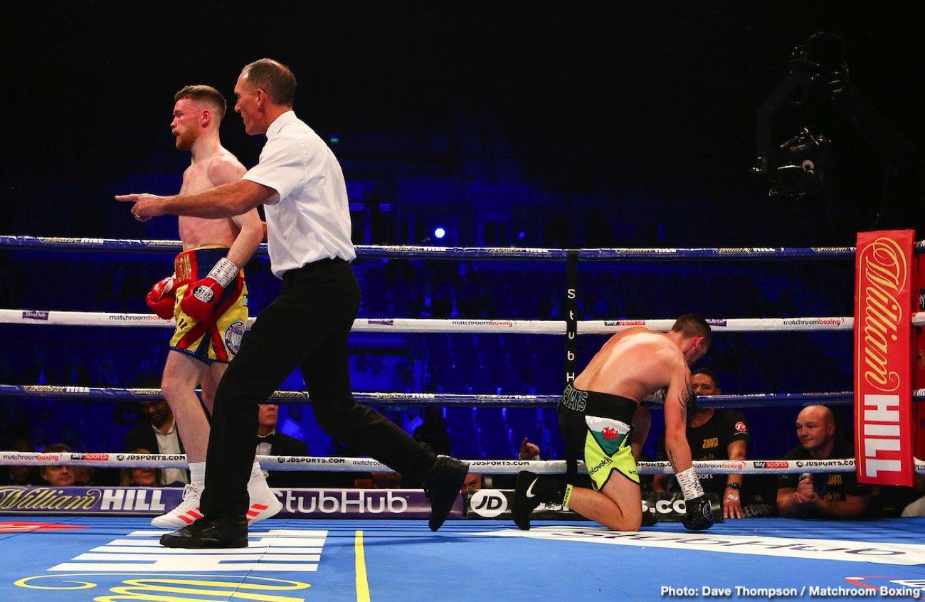 Billy Joe Saunders, James Tennyson, Zach Parker - British Boxing