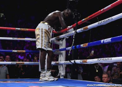 Deontay Wilder Luis Ortiz Boxing News Boxing Results Top Stories Boxing