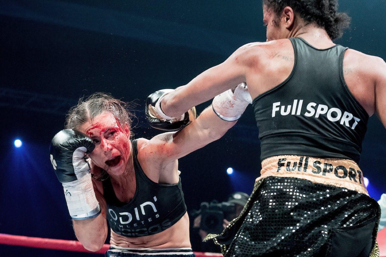 Kai Robin Havnaa Katharina Thanderz Boxing Results Press Room