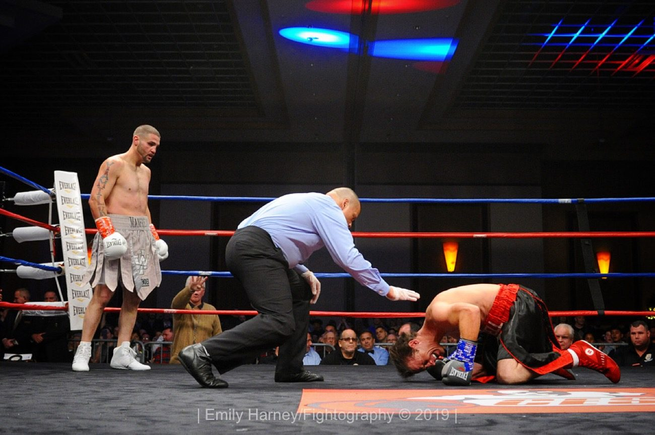 Peter Manfredo Boxing News Boxing Results