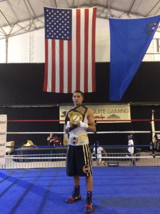 Charlie Sheehy - Amateur Standout Charlie Sheehy of San Francisco, CA is in final preparations for the 2020 U.S. Olympic Trials next month in the 138lb. division. Currently the 21-year-old is training in Davie, FL among numerous top professional boxers including former world title challenger Amir Imam, top undefeated, lightweight contender George Kambosos Jr, Xander Zayas, Nikoloz Sekhniashvili and top lightweight contender Emmanuel Tagoe.