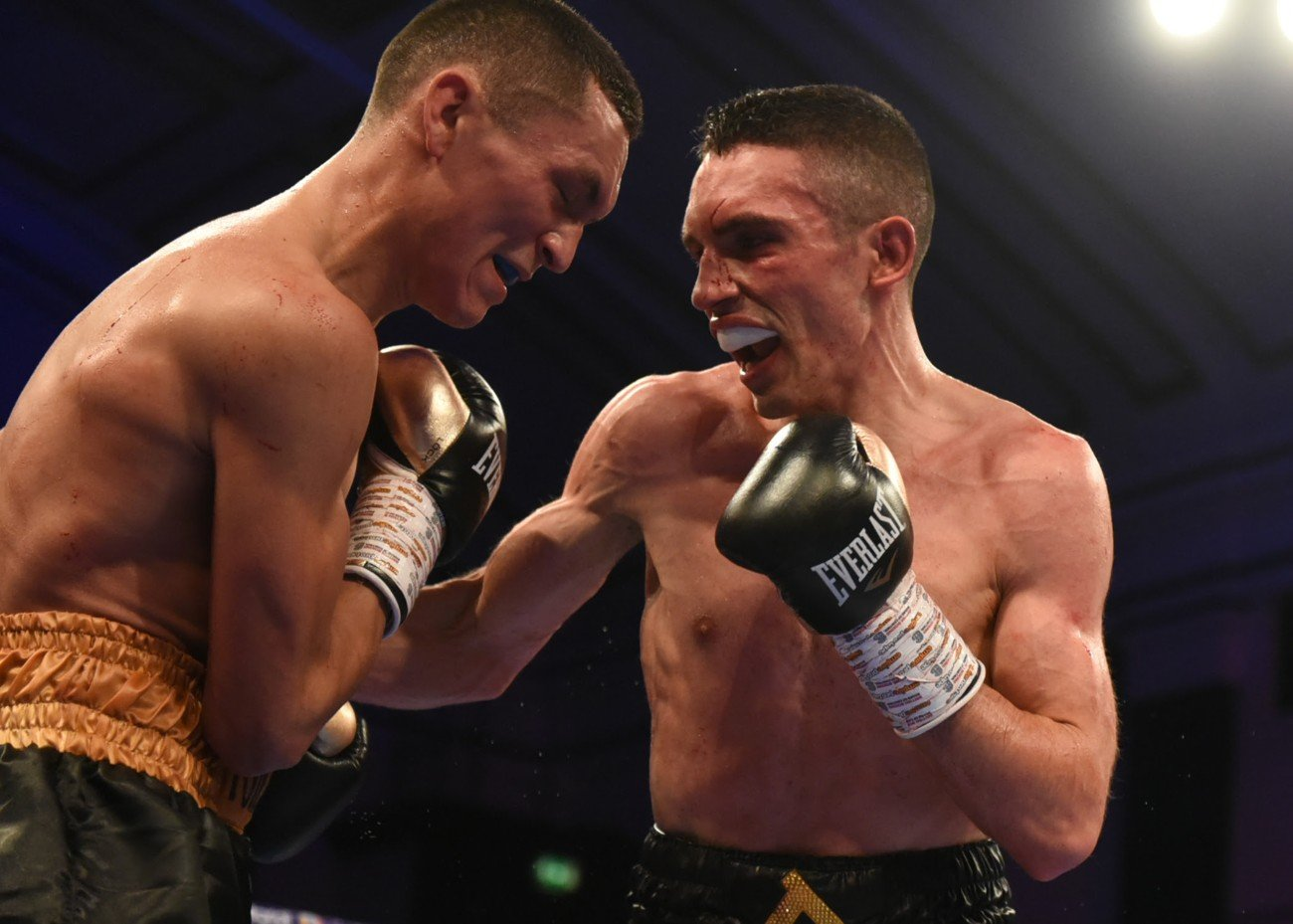 Alex Dilmaghani -  Promoter Mick Hennessy is delighted to announce that Alex Dilmaghani's all-action showdown with Francisco Fonseca on Saturday 16 November had a total reach of just under 2 million viewers on free-to-air Channel 5.