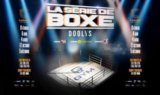 David Theroux, Dooly's Boxing Series, Mikael Zewski - The Dooly's Boxing Series will be held at Cabaret du Casino de Montréal, presented by Mise-O-Jeu, in association with Videotron and in partnership with Boxing Canada, returns in 2020 with five events on February 8, April 4, June 6, October 17 and December 5.