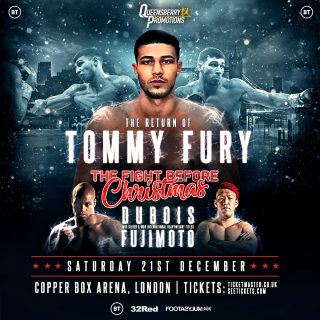 Tommy Fury - Tommy Fury