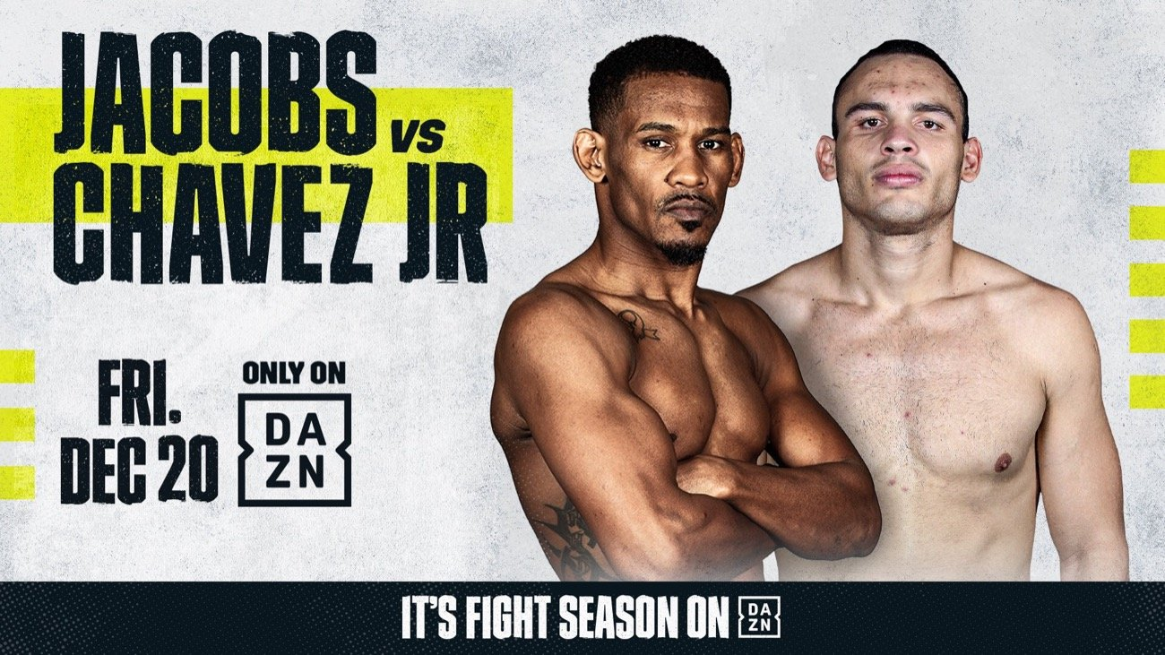 Daniel Jacobs - Julio Cesar Chavez Jr has issued a warning to the World Super Middleweight champions that he's coming for their titles after he takes on Daniel Jacobs at the Turning Stone Resort Casino in Phoenix, Arizona on Friday December 20, live on DAZN in the US and on Sky Sports in the UK.